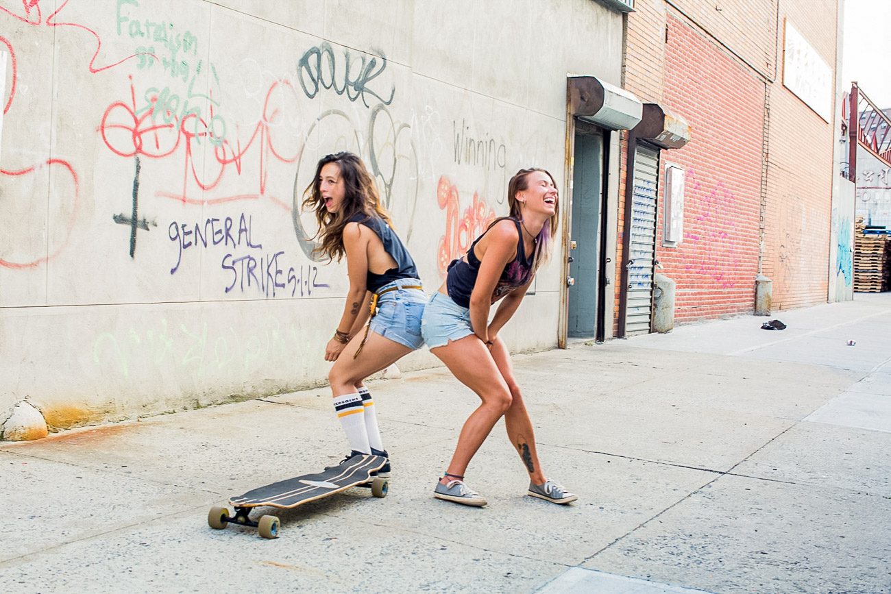 Brooklyn Street Style photographs by Sioux Nesi